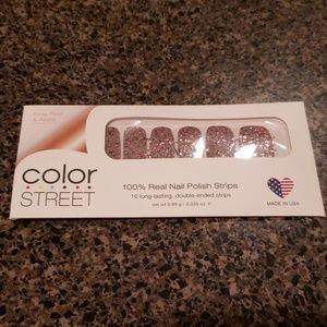 New Color Street Nail Polish Strips